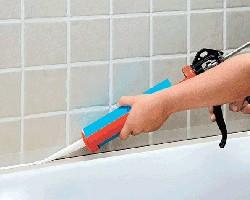 Рейтинг лучших герметиков для ванной комнаты