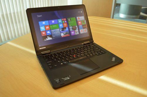 Ноутбук-траснформер Lenovo ThinkPad Yoga S1