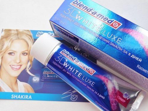 Blendamed 3D White
