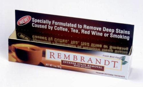 REMBRANDT – Антитабак и кофе