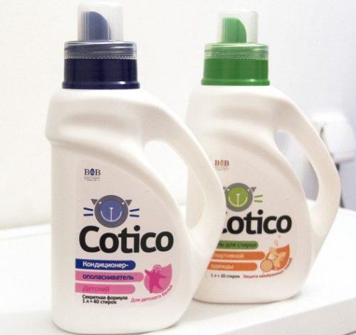 Кондиционер для белья Cotico