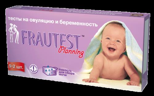 Тест на беременность FRAUTEST PLANNING