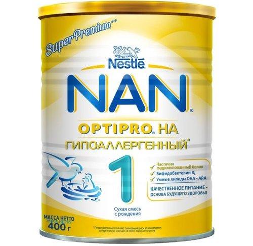NAN (Nestle) Гипоаллергенный 1 Optipro