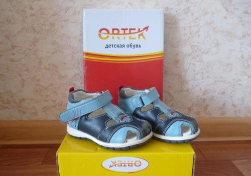 Детская обувь ORTEK