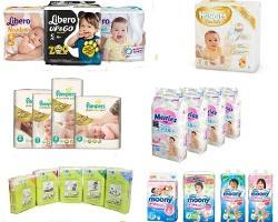 Рейтинг лучших подгузников для новорожденных