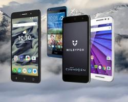 Лучшие смартфоны 2018 – что предлагают производители