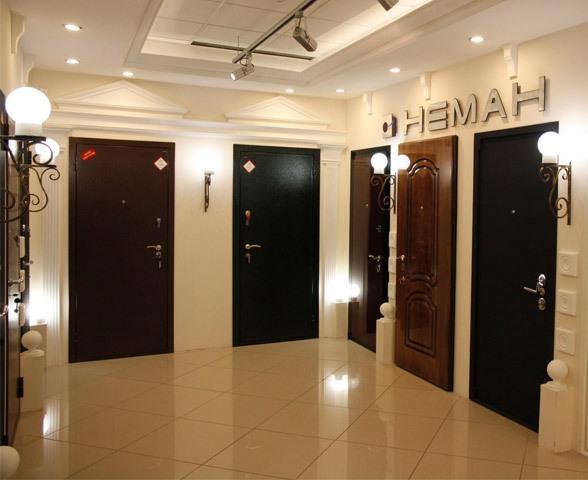 Входные двери Неман