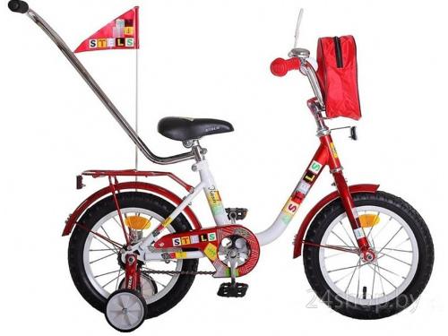 Детский велосипед STELS Flash 12