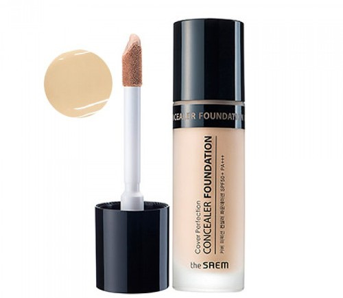The Saem Concealer Foundation