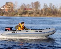 Рейтинг лучших надувных лодок пвх
