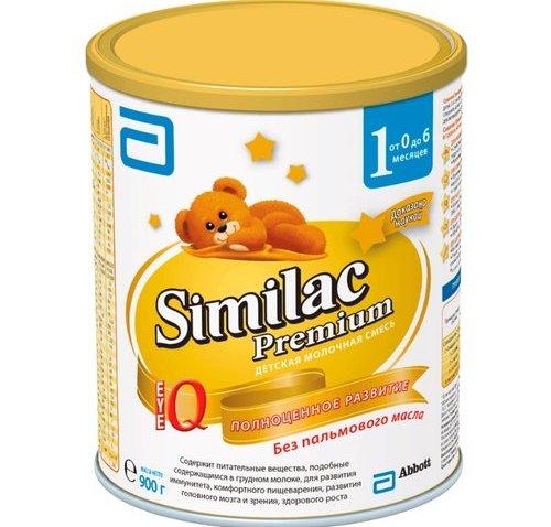 Similac (Abbott) Premium 1