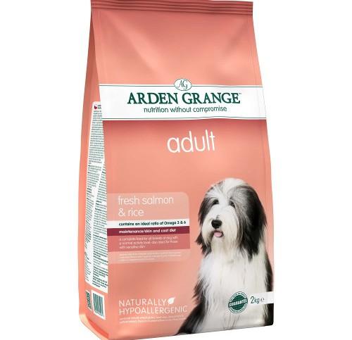 Корм для собак Arden Grande