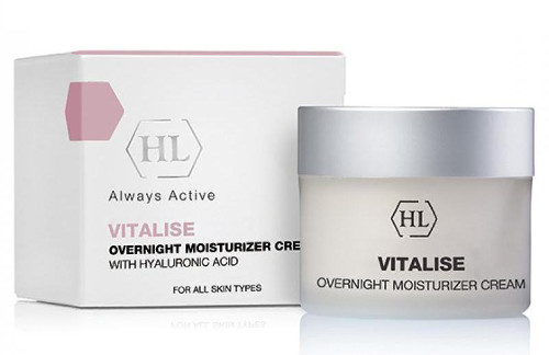 Holy Land Cosmetics VITALISE Moisturizing Cream