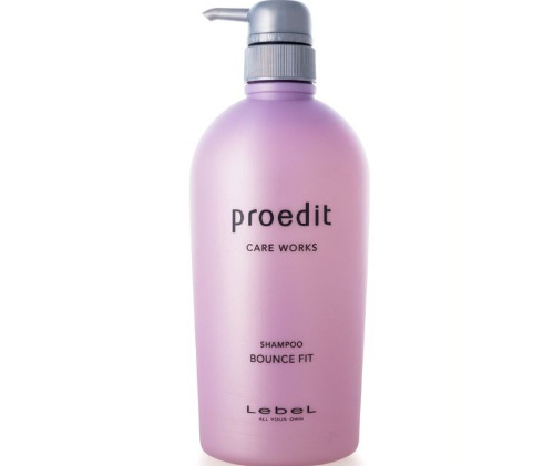 LEBEL cosmetics Proedit Bounce Fit Shampoo