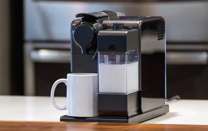 De'Longhi Nespresso Latissima Touch