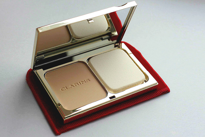 Clarins Teint Compact Haute Tenue SPF 15