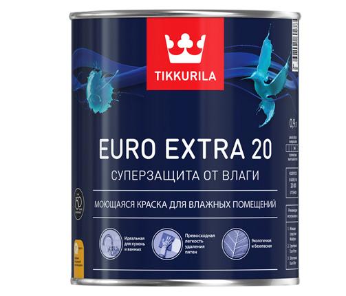 Euro Extra 20 от компании TIKKURILA