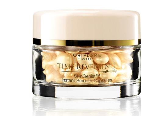 Oriflame Time Reversing Facial Oil Capsules