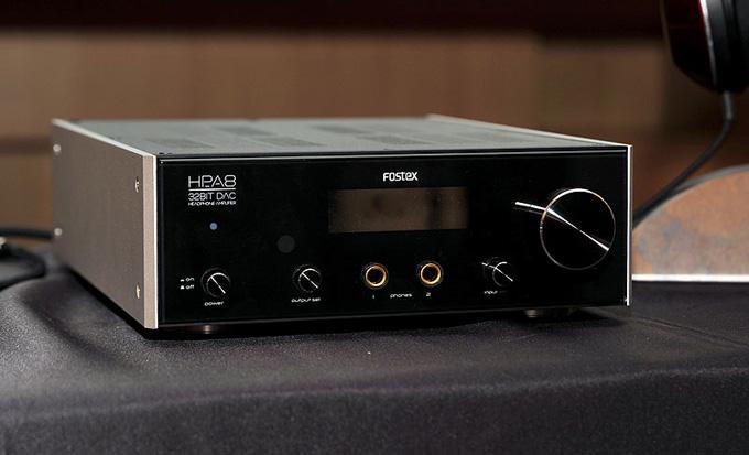 Fostex HP-A8C