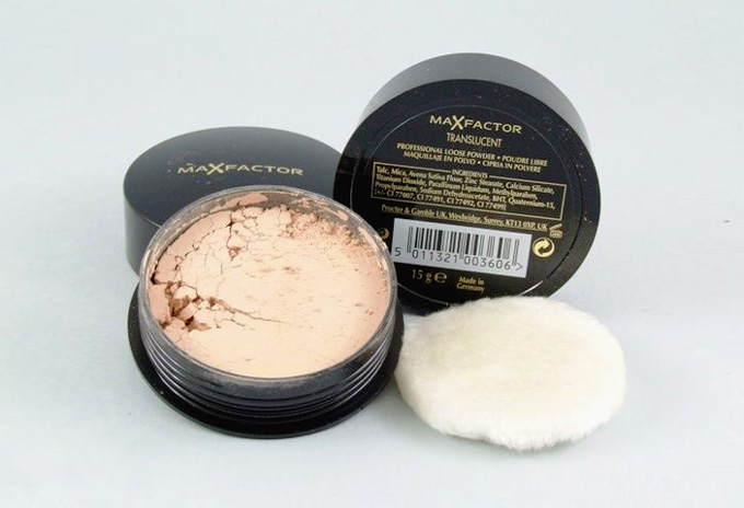 Max Factor Professional Loose Powder Translucent
