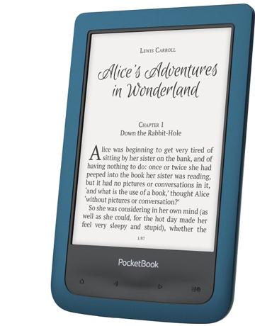 Водонепроницаемая электронная книга