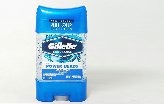 Эффективный мужской дезодорант